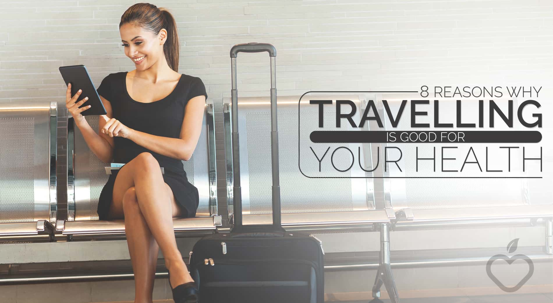 Reasons why travelling can be good for your stress
